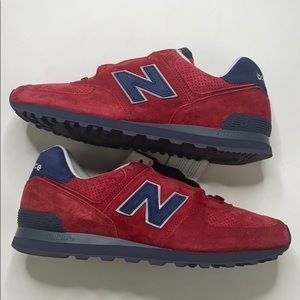 New Balance Classics Traditionnels Gym Red Men's